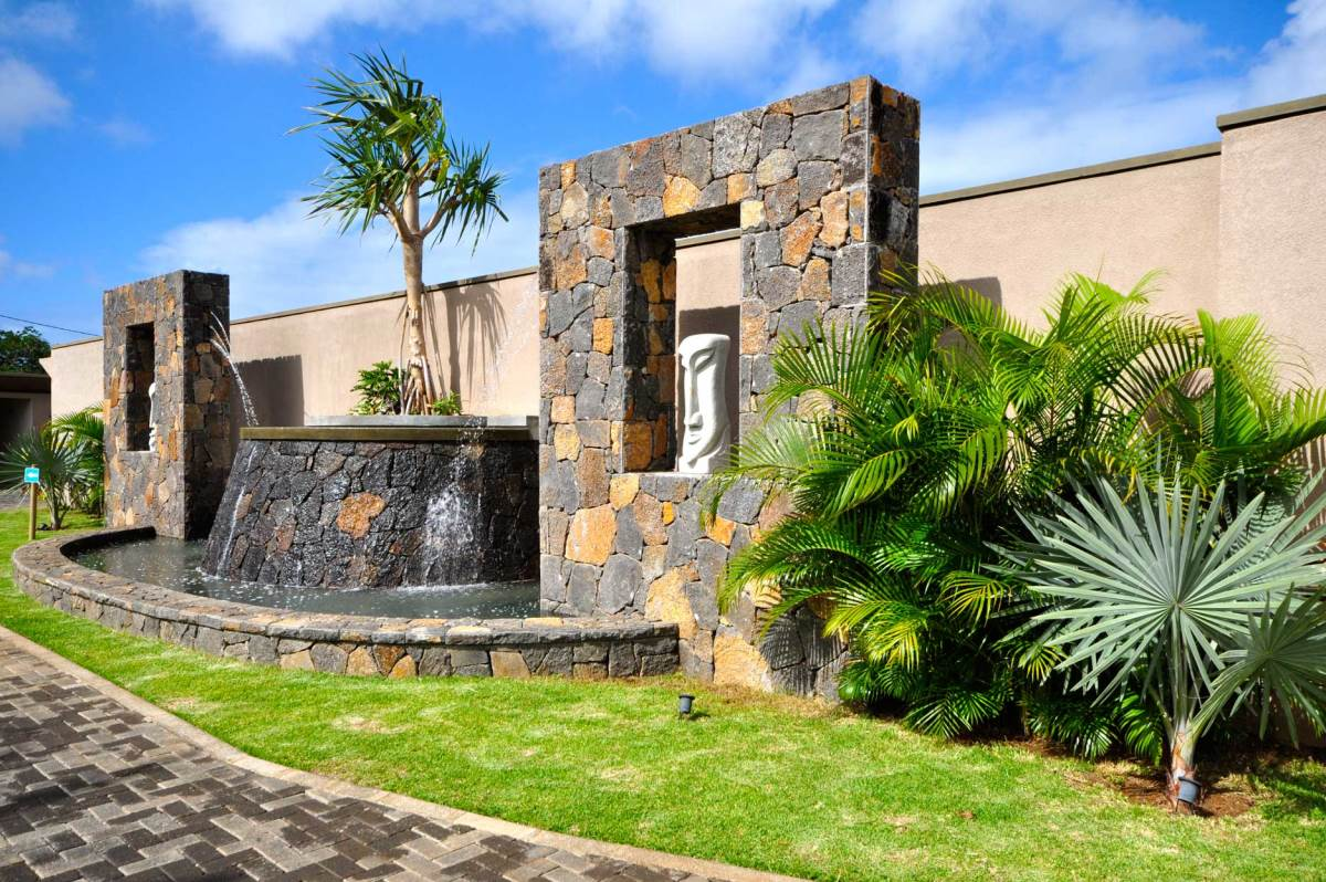 luxury athena villas mauritius photos